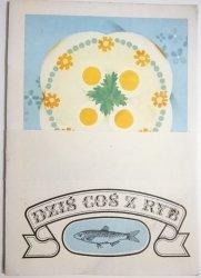 DZIŚ COŚ Z RYB - 12 KART Z PRZEPISAMI - 1