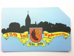 750 LAT WĄBRZEŹNA 1246-1996