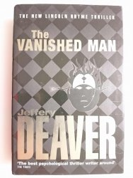 THE VANISHED MAN - Jeffery Deaver 2003