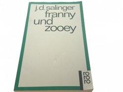 FRANNY UND ZOOEY - J. D. Salinger 2003