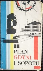PLAN GDYNI I SOPOTU 1969