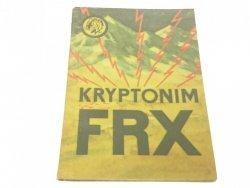 ŻÓŁTY TYGRYS: KRYPTONIM FRX - Ornelli 1969