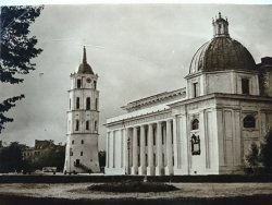 VILNIUS. PICTURE GALLERY 18th CENTURY