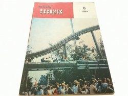 MŁODY TECHNIK NUMER 6 1989