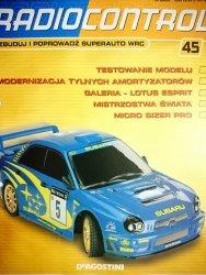 RADIOCONTROL. ZBUDUJ I POPROWADŹ SUPERAUTO WRC 45