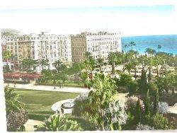 LE JARDIN ALBERT – ET LES GRANDS HOTELS