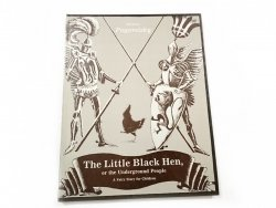 THE LITTLE BLACK HEN - Antoni Pogorelsky 1984