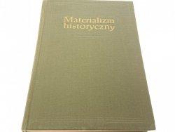 MATERIALIZM HISTORYCZNY - Red. Konstantinow 1956