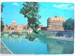ROMA. CASTEL S. ANGELO
