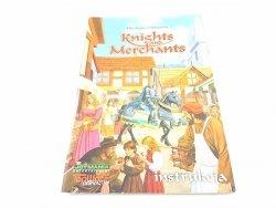 KNIGHTS AND MERCHANTS. THE SHATTERED KINGDOM. INSTRUKCJA