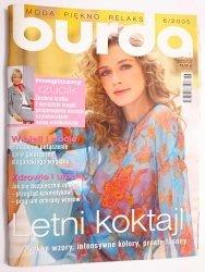 BURDA NR 6/2005 LETNI KOKTAJL