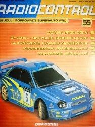 RADIOCONTROL. ZBUDUJ I POPROWADŹ SUPERAUTO WRC 55