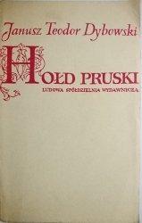 HOŁD PRUSKI - Janusz Teodor Dybowski 1964