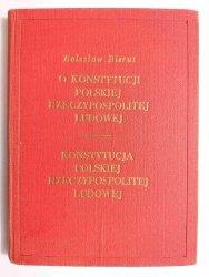O KONSTYTUCJI POLSKIEJ RZECZYPOSPOLITEJ LUDOWEJ - Bolesław Bierut 1952