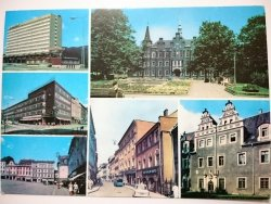 WAŁBRZYCH. HOTEL SUDETY I INNE FOT. JABŁOŃSKI, KRASSOWSKI
