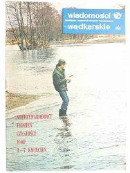 WIADOMOŚCI WĘDKARSKIE NR 4 1968