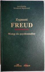 WSTĘP DO PSYCHOANALIZY - Zygmunt Freud 2001