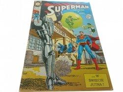 SUPERMAN NR 9/1992 OBSIDIAN AND JADE