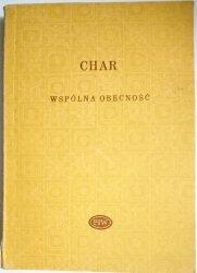 WSPÓLNA OBECNOŚĆ - Char 1981