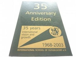 INTERNATIONAL...35th ANNIVERSARY EDITION 1968-2003