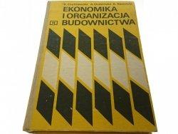 EKONOMIKA I ORGANIZACJA BUDOWNICTWA - Czyżniewski