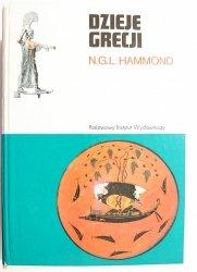 DZIEJE GRECJI - N. G. L. Hammond 1994