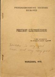 PODSTAWY ELEKTROTECHNIKI 1975