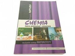 PROJEKT MATURA. CHEMIA ZAKRES PODSTAWOWY... 2012