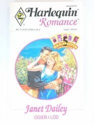 OGIEŃ I LÓD - Janet Dailey 1997