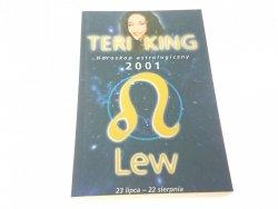 HOROSKOP ASTROLOGICZNY 2001 LEW - Teri King