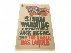 STORM WARNING - Jack Higgins (1977)