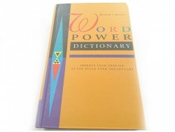 READER'S DIGEST WORD POWER DICTIONARY 2000