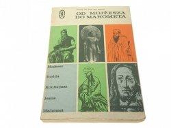 OD MOJŻESZA DO MAHOMETA - Praca Zbiorowa (1970)