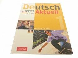 DEUTSCH AKTUELL 1 PODRĘCZNIK - Kraft 2005