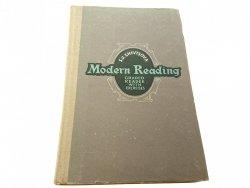 MODERN READING - S. V. Shevtsova 1972
