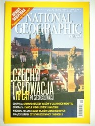 NATIONAL GEOGRAPHIC POLSKA 10-2003
