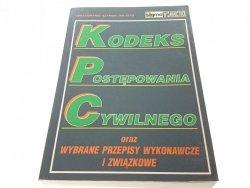 KODEKS POSTĘPOWANIA CYWILNEGO (1998)
