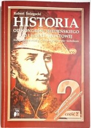 HISTORIA 2 CZĘŚĆ 2 OD KONGRESU WIEDEŃSKIEGO DO I WOJNY ŚWIATOWEJ 2004
