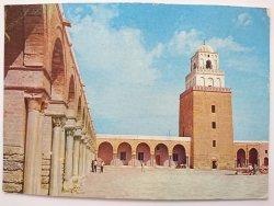 KAIROUAN. LA GRANDE MOSQUEE