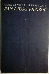 PAN I JEGO FILOZOF. RZECZ O PLATONIE Krawczuk 1970