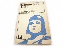 PAMIĘTNIKI - Beniamino Gigli 1973