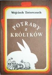 POTRAWY Z KRÓLIKÓW - Wojciech Tatarczuch 1987