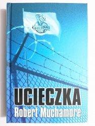 UCIECZKA - Robert Muchamore 2007