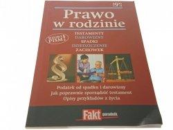 PRAWO W RODZINIE - Jacek Kerplik 2010
