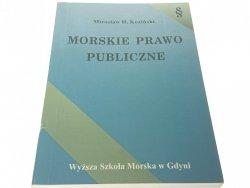MORSKIE PRAWO PUBLICZNE - Mirosław H Koziński 1997