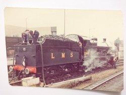 Zdjęcie parowóz - picture locomotive 004