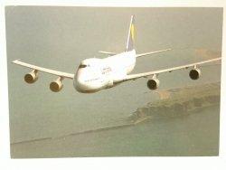 LUFTHANSA BOEING 747-200