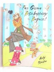 PAN GUMA BISZKOPTOWY BOGACZ! - Andy Stanton 2009