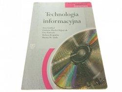 TECHNOLOGIA INFORMACYJNA. PODRĘCZNIK (Wyd II 2003)