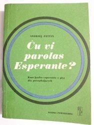 CU VI PAROLAS ESPERANTE? - Andrzej Pettyn 1988